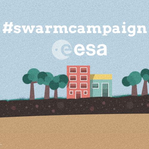 swarmcampign ESA
