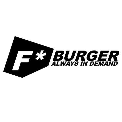 F Burger