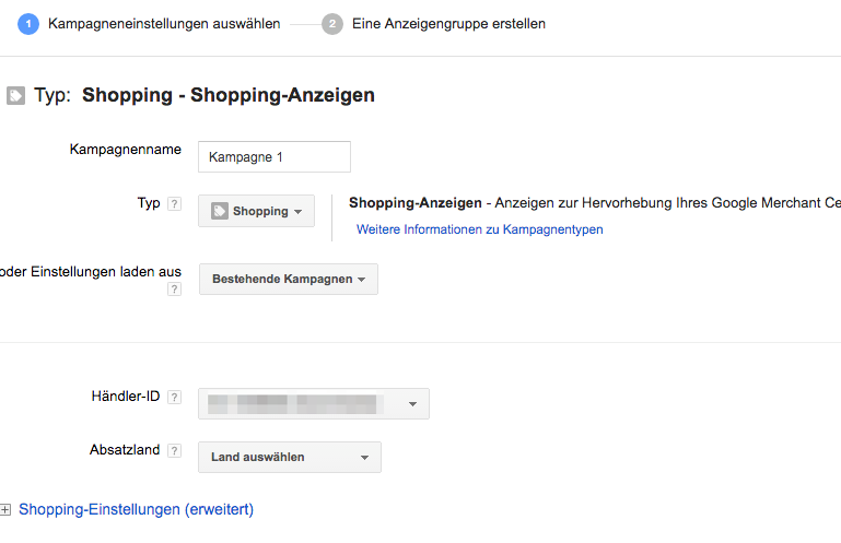 adwords_shopping_kampagne