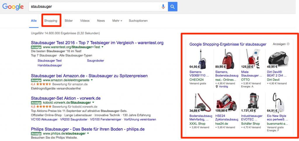 adwords_shopping_suche_staubsauger